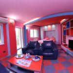 Apartament 8-osobowy z 5 pomieszczeniami sypialnianymi