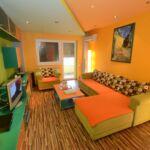 Apartament 6-osobowy Exclusive z panoramą z 7 pomieszczeniami sypialnianymi (możliwa dostawka)
