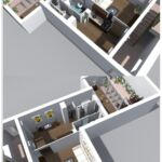 Deluxe apartman za 4 osoba(e) sa 3 spavaće(om) sobe(om)