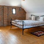 Fürdőszobás Manzárd négyágyas szoba