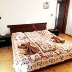 Panorámás teraszos négyágyas szoba