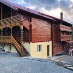 26 fős faház