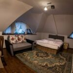 3-Room Family Apartment for 4 Persons (extra bed available)