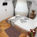 Emeleti franciaágyas szoba