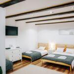 Deluxe 7 fős apartman 3 hálótérrel