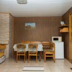Domek drewniany 4-osobowy parterowy Przyjazny podróżom rodzinnym