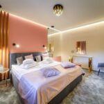 Apartament 2-osobowy Presidential z 3 pomieszczeniami sypialnianymi (możliwa dostawka)