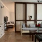 Apartament 4-osobowy Deluxe z aneksem kuchennym
