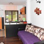 Apartament classic la mansarda cu 4 camere pentru 4 pers. (se poate solicita pat suplimentar)