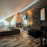 Rezydencja pokój 2-osobowy Deluxe z 2 pomieszczeniami sypialnianymi