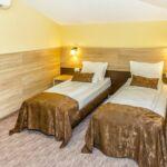 Twin soba sa francuskim krevetom (za 2 osoba(e))