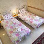 Fürdőszobás Premium kétágyas szoba (pótágyazható)
