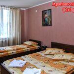 Apartament 3-osobowy z 4 pomieszczeniami sypialnianymi (możliwa dostawka)