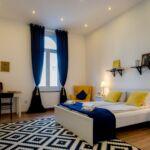 Apartament 4-osobowy z 4 pomieszczeniami sypialnianymi