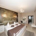 Gold franciaágyas szoba (pótágyazható)