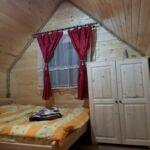 Lux 6 fős faház