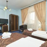 Deluxe 4-Room Apartment for 4 Persons