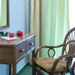 Apartman s balkónem pro 4 os. se 4 ložnicemi na poschodí