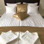 Légkondicionált Komfort franciaágyas szoba