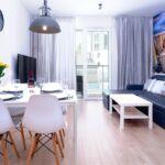 Apartament 4-osobowy Superior z aneksem kuchennym z 2 pomieszczeniami sypialnianymi