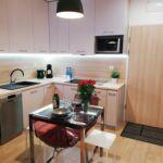 Apartament 4-osobowy Deluxe z aneksem kuchennym z 2 pomieszczeniami sypialnianymi