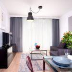 Deluxe Apartman s vlastní čajovou kuchyňkou pro 4 os. se 2 ložnicemi