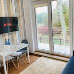 Apartament 4-osobowy Komfort z balkonem z 2 pomieszczeniami sypialnianymi