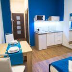 Apartman s klimatizací s vlastní kuchyní pro 2 os. s 1 ložnicí