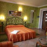 Suita s manželskou postelí se 3 ložnicemi