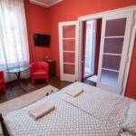 Komfort Art franciaágyas szoba