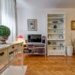 Apartament 3-osobowy na piętrze z balkonem z 2 pomieszczeniami sypialnianymi