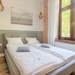 Apartament 4-osobowy na parterze z 2 pomieszczeniami sypialnianymi