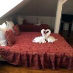 Camera dubla mansarda (se poate solicita pat suplimentar)
