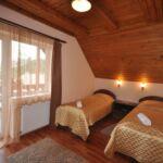 Teraszos Classic négyágyas szoba
