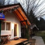 2 fős bungalow (pótágyazható)