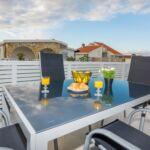 Apartament 4-osobowy Economy z widokiem na morze z 2 pomieszczeniami sypialnianymi