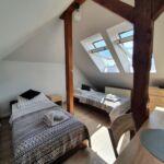Mansard Quadruple Room ensuite