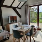 Triple Room ensuite with Terrace
