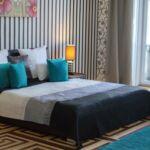 Apartament 4-osobowy Superior z balkonem z 1 pomieszczeniem sypialnianym