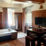 U prizemlju soba sa 4 kreveta(om) (za 4 osoba(e))