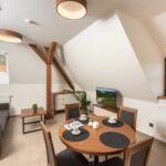 Komfort  Apartman pro 2 os. (s možností přistýlky)