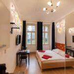 Apartament 2-osobowy Studio z prysznicem