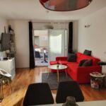 Apartament 4-osobowy Deluxe z balkonem z 2 pomieszczeniami sypialnianymi
