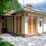 Casa de vacanta toata casa cu aer conditionat pentru 6 pers. (se inchirieaza doar integral)