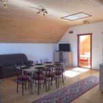 Apartman (jako celek) s klimatizací pro 6 os. v podkroví