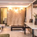 4 fős apartman 3 hálótérrel (pótágyazható)