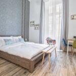 Földszinti légkondicionált franciaágyas szoba
