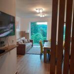 Légkondicionált Studio 4 fős apartman 2 hálótérrel