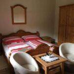 1-Zimmer-Apartment für 4 Personen mit Dusche und Eigner Küche (Zusatzbett möglich)