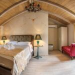 Kertre néző Komfort franciaágyas szoba